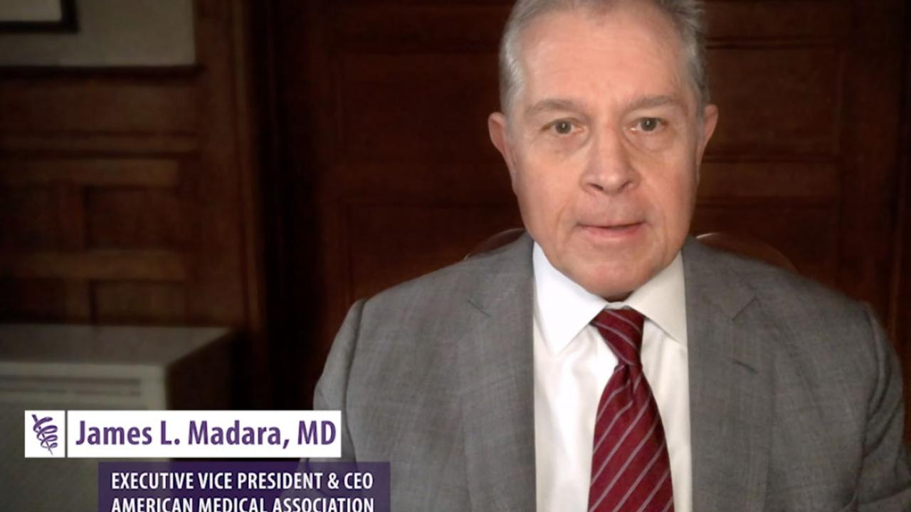 Dr. Madara: Pandemic demands nimble response and AMA is delivering