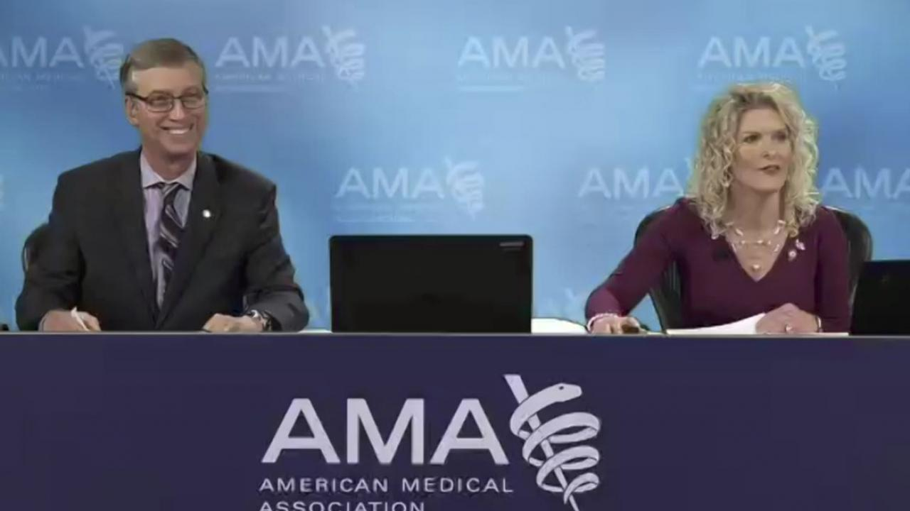 Highlights from the November 2020 AMA Special Meeting