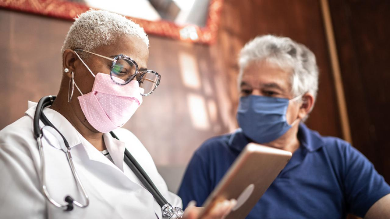 Physicians provide key voice in building vaccine confidence