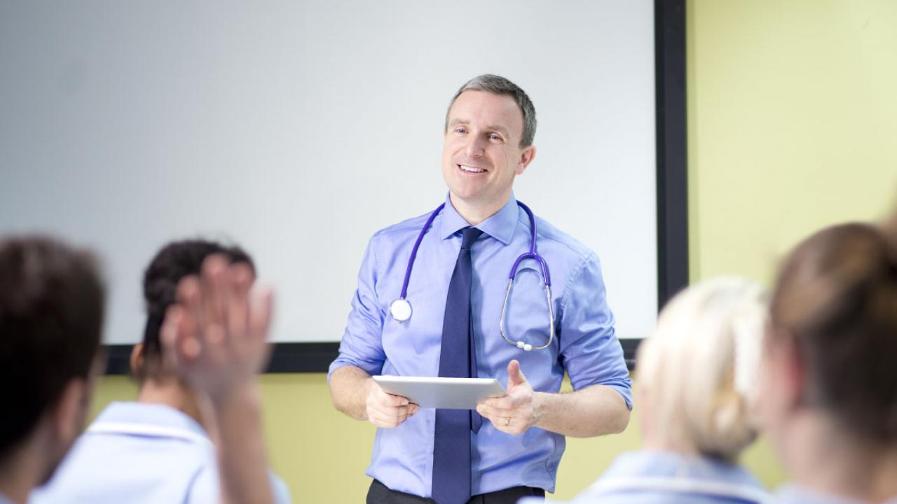 Not your grandfather's med school: Changes trending in med