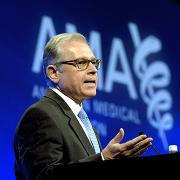 AMA Executive Vice President and CEO James L. Madara, MD