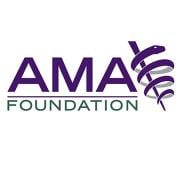 AMA Foundation logo