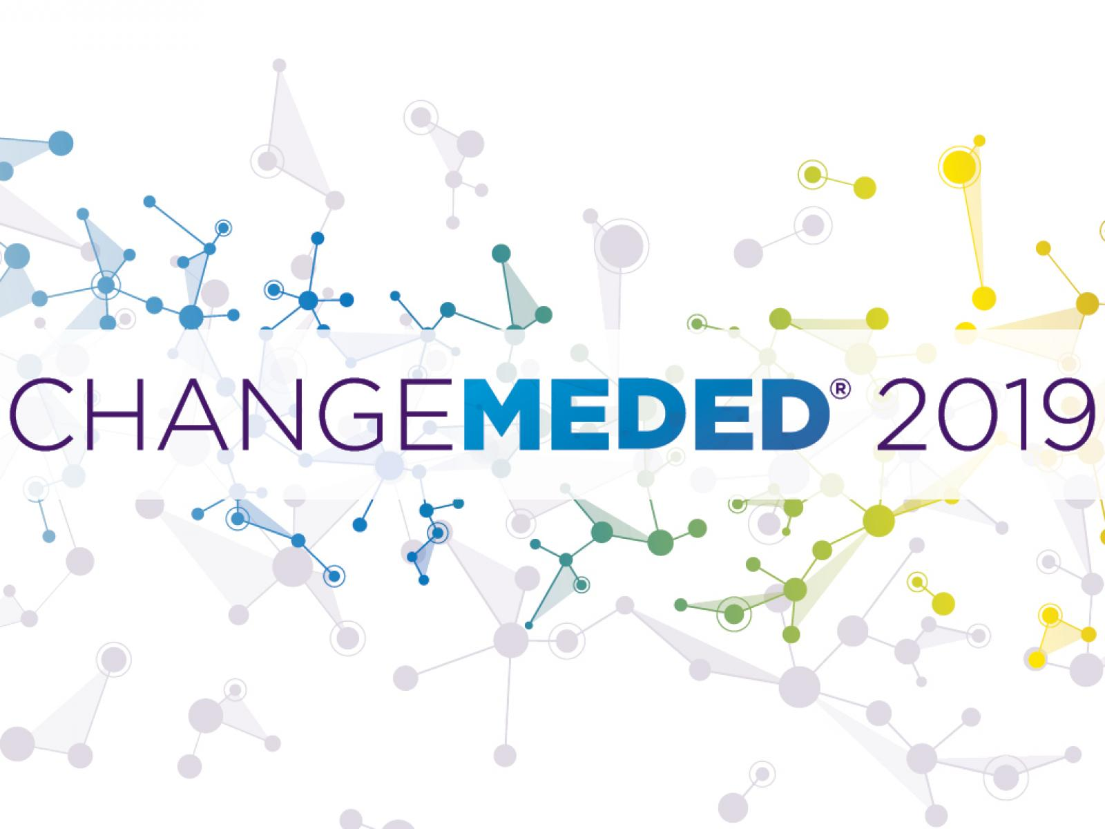 Logo for ChangeMedEd 2019