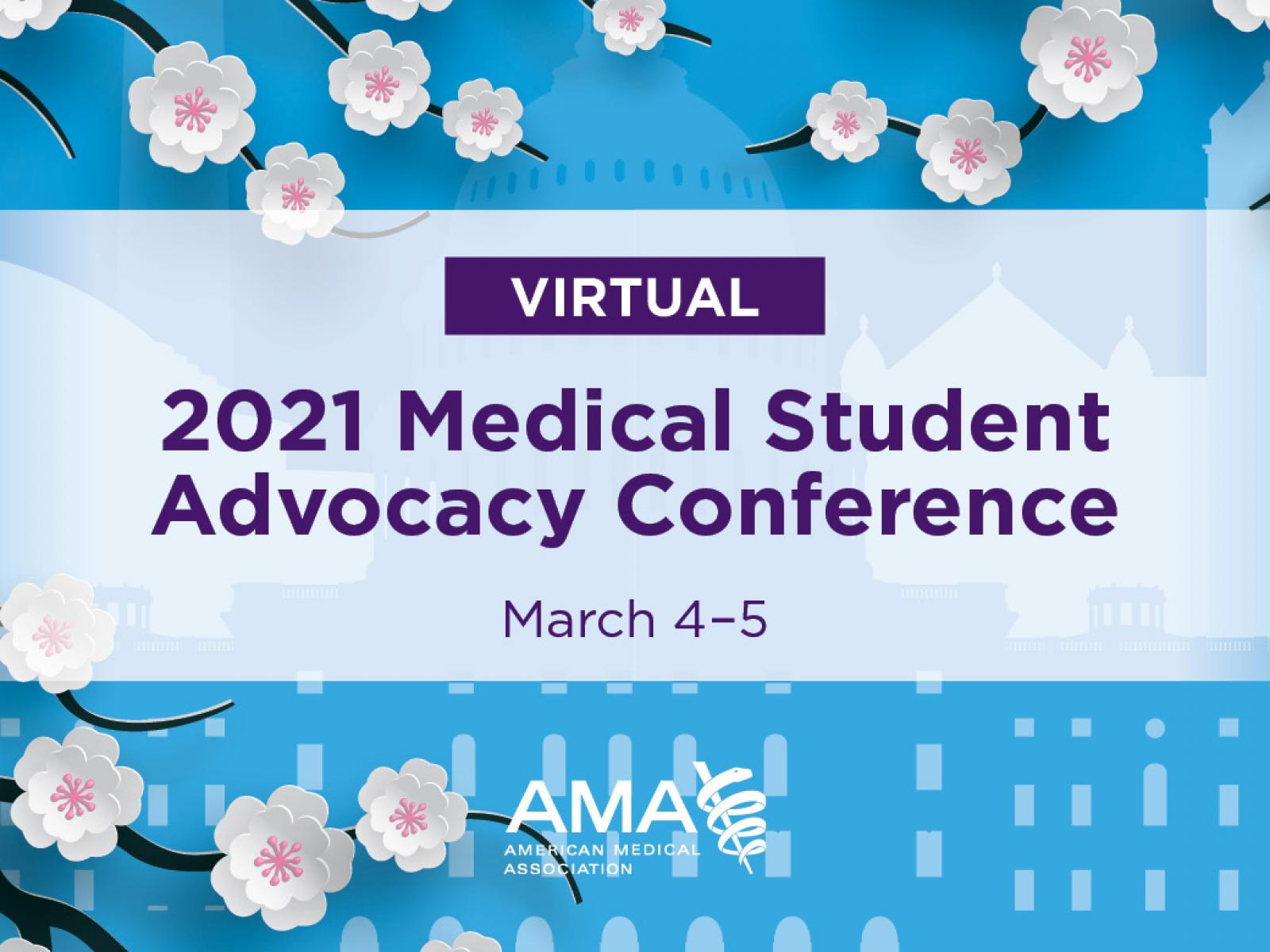 2021 virtual Medical Student Advocacy Conference (MAC)