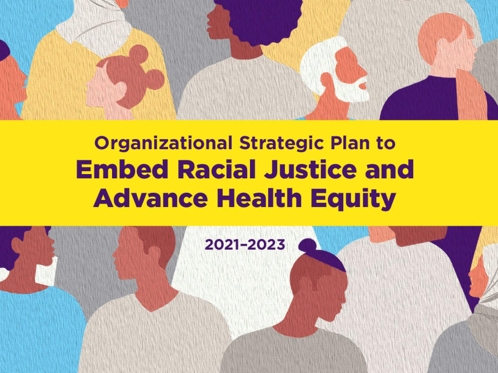 AMA's strategic plan for embedding equity