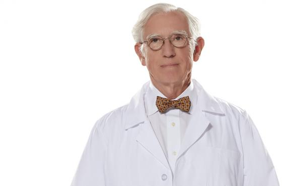 James F. Burdick, MD