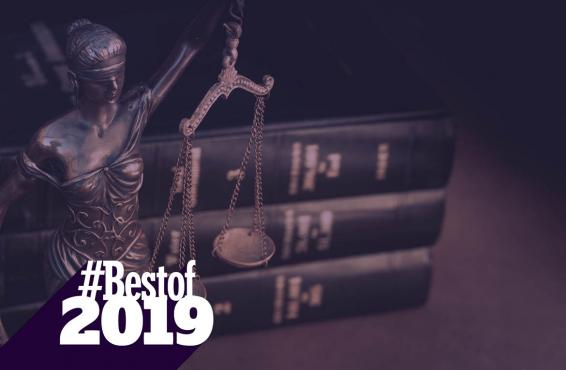 Best of 2019 Law
