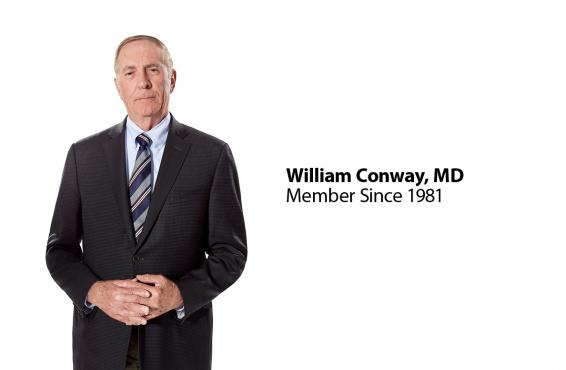 William Conway, MD