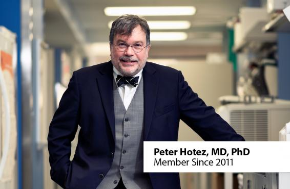 Peter Hotez, MD