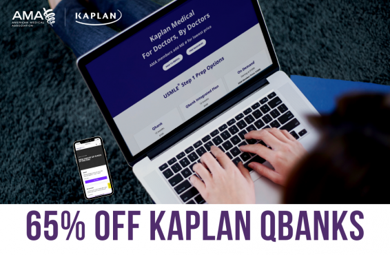 Kaplan discount event