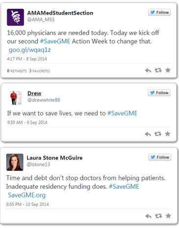 How students and residents are saving GME | American Medical Association